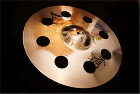 Zildjian A Custom repair